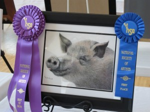 Best of Show LindyFortenberry