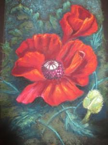 Summer-Poppy