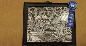 Doug-Hiser-Lion-Queen_Drawing-