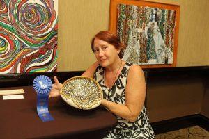 Sherry Wilson VortexSculpture